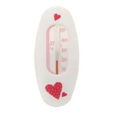 Термометр Happy Baby для воды и воздуха красный