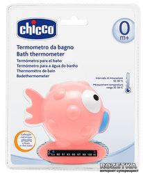 Термометр для ванной Рыбка Розовая Chicco (74525.10)