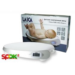 Детские электронные весы Laica PS-3003