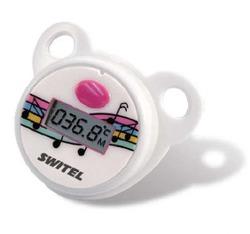 Детский музыкальный термометр-соска Switel BH310